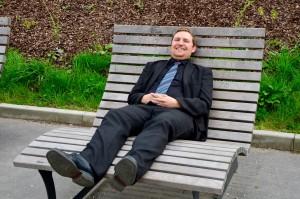 """Markus Schwarz ist Leiter von """"Neue Töne – Combo""""."""